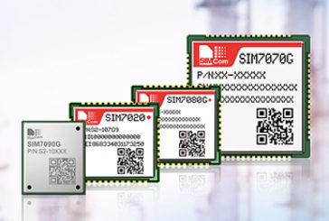 SIMCom releases the small LTE CAT.M (eMTC) & NB-IoT module SIM7090G