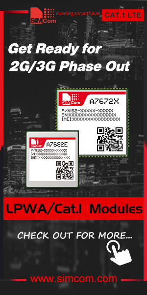 SIMCom 300x600 banner - 2G/3G phase out