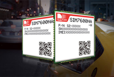 SIMCom releases LTE CAT1 and CAT4 modules Designed for North America at CES 2020