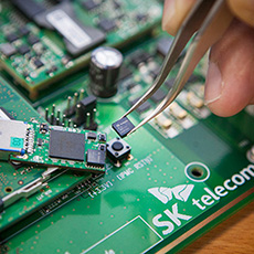 SK Telecom to Accelerate Popularization of Quantum Cryptography for IoT Security
