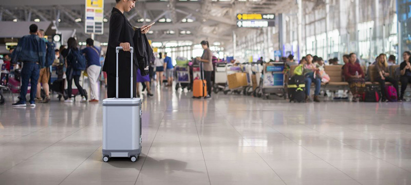 Samsara Luggage Unveils Disruptive Tracking Technology at Consumer Electronics Show