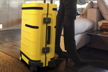 Samsara Introduces World's First Smart Suitcase With Wi-Fi Hotspot Technology