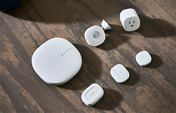 Samsung SmartThings devices