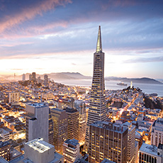 Comcast's machineQ™ Lights up San Francisco Bay Area with LoRaWAN™ IoT Network