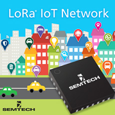 Semtech LoRa-Based Internet of Things Wide-Area Network to Deploy with Telecom Operator Orange