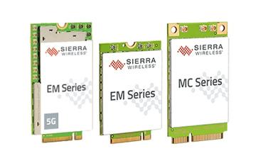 Sierra Wireless Extends Leadership in Mobile Broadband with Enhanced 5G/4G Embedded Module Portfolio