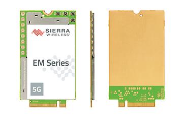Sierra Wireless EM919x 5G NR Sub 6 GHz mmWave embedded modules