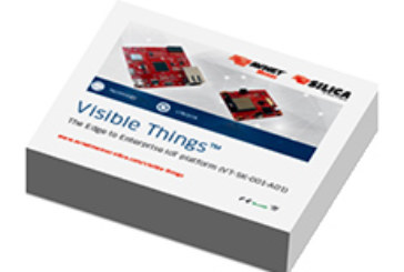 Avnet Memec - Silica Unveils Visible Things Reference Platform for the Internet of Things
