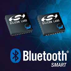 Silicon Labs Bluetooth Smart