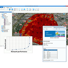 SIRADEL Announce the First Cloud-Enabled Planning Tool for LPWA Networks: S_IoT