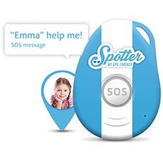 Spotter GPS tracker