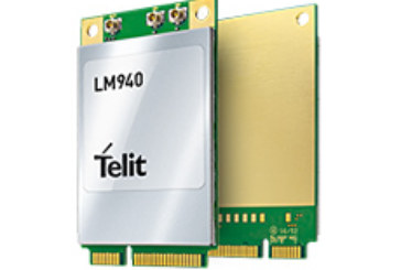 Telit Announces World's First Category 11 LTE Full Mini PCIe Card