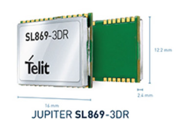 Telit New Autonomous Navigation IoT Module Relies on Internal Sensors to Deliver Class-leading Dead Reckoning Accuracy
