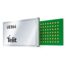 Telit Ships World's Smallest 3G/2G Dual-mode IoT Module
