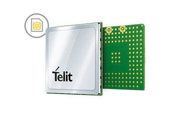 Telit's simWISE Embedded SIM Technology Supports 5G-Ready LTE-M and NB-IoT Modules