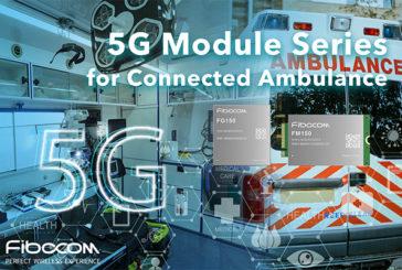 Fibocom 5G Modules Empower Connected Ambulances for Modern Telehealth