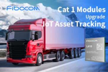 Fibocom's Cat 1 Modules Empower Asset Tracking to Enhance Logistics Management