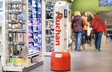 Auchan Retail Accelerates Digital Transformation With Trax's Autonomous Shelf Monitoring Solutions in Portugal