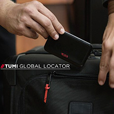 "TUMI Announces Launch of ""Global Locator"""