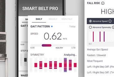 WELT introduces the World's 1st Fall Prevention Smart Belt at CES 2020