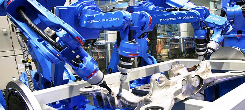 Yaskawa manufacturing robots