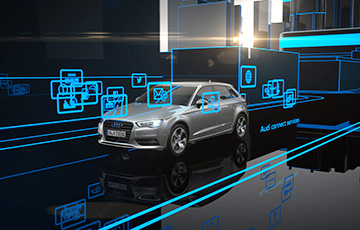 Huawei and Audi Sign MoU for Strategic Cooperation on Connected Vehicles