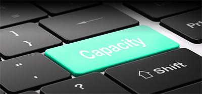 capacity key