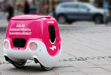 Tele2 and foodora in a New Collaboration on Self-driving Home Deliveries