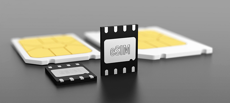 Annual eSIM Sales in the IoT Will More Than Double by 2025