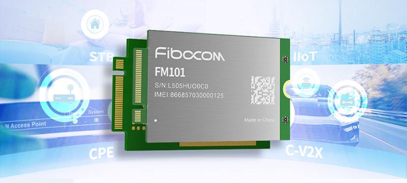 Fibocom FM101 LTE-A module