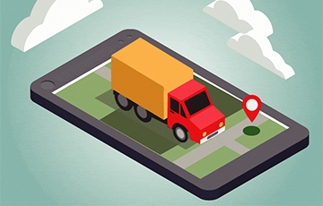 fleet tracking on smartphone