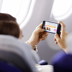 Sequans' LTE Technology Selected by Thales for In-Flight Connectivity Solution for the European Aviation Network