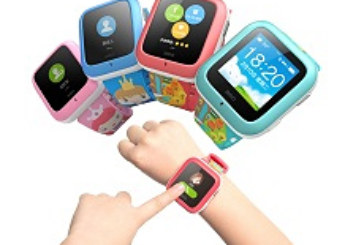 Chinese Qihoo 360's third generation of child tracking watch uses u-blox GNSS technology