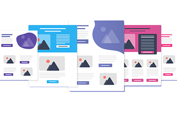 Creating a perfect landing page in WordPress for free