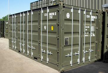 Dutch Army contract will utilize new containers with AT&T IoT connectivity built in
