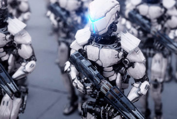 Could A Quarter of British Soldiers Be Replaced By Robots by the 2030s?