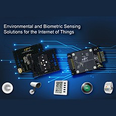 Silicon Labs IoT sensing dev kit