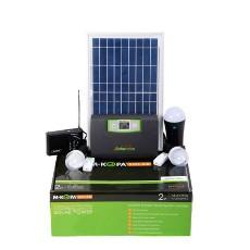 M-KOPA solar lighting solution