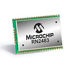 Microchip LoRa module