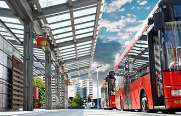 The public transport ITS market in Europe and North America to reach € 3.3 billion by 2022