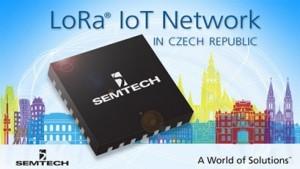 LoRa-based IoT network in Czech Republic