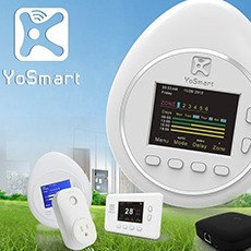 KingTing Tech. Releases the World's First LoRa-based Smart Home Platform
