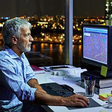 Philips CityTouch remote street lighting management system
