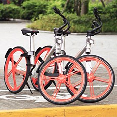 Mobike and Gemalto collaborate to bring IoT connectivity to bike-sharing services beyond China