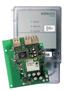 GÖRLITZ Selects Sierra Wireless to Provide Cellular Connection for Metering Router