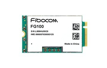 Fibocom Launches Intel® Powered Global 5G Module
