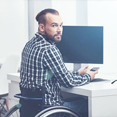 The Potential of IoT Technologies for People with Disabilities