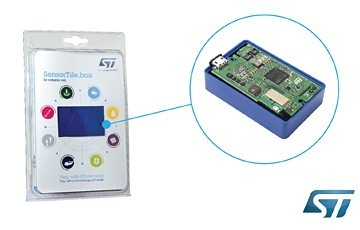 STMicorelectronics SensorTile.box