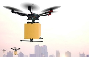 drone shipping