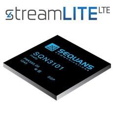 Sequans 4G-LTE chip SQN3101
